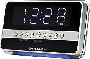 Roadstar CLR-2619 Radio Réveil Tuner AM/FM
