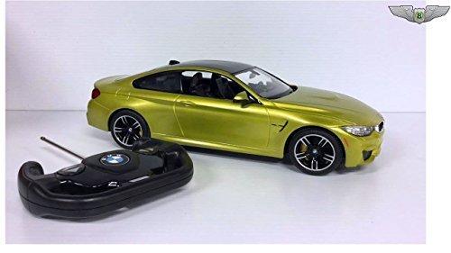 BMW New Original BMW M4Coupe RC batteriebetrieben Austin gelb Auto 80442411559