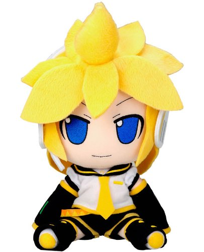 Nendoroid Vocaloid Plush Doll Series 05: 11' Kagamine...