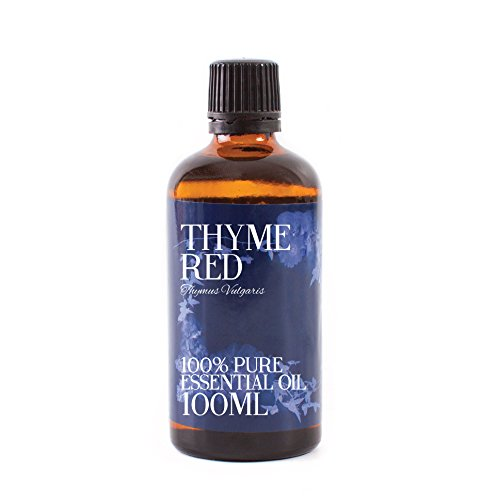 Mystic Moments Olio essenziale di timo rosso - 100ml - puro al 100%