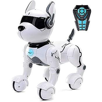 Jouet Robot Télécommandé Pour Chien Robots Pour Enfants Rc Toys Robot Pour Enfants 2345 Ans Et Plus Robot Et Jouet Dansant Imiter Des Animaux