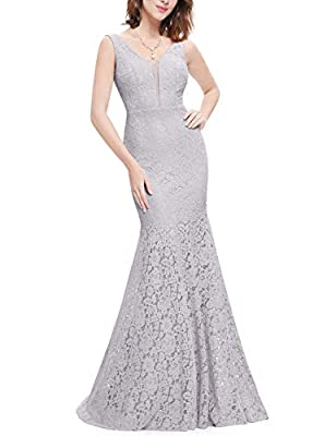 Ever Pretty Sexy Long Bodycon Prom Ball Cocktail Party Dress Formal Evening Gown 08838