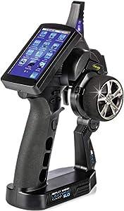 Carson 500500522 Reflex Wheel Ultimate Touch 2.0 2.4G - Maqueta de Coche (Control Remoto, Receptor, Incluye Accesorios), Color Negro