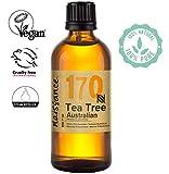 Naissance Teebaumöl Australisch 100ml 100% naturreines ätherisches Öl