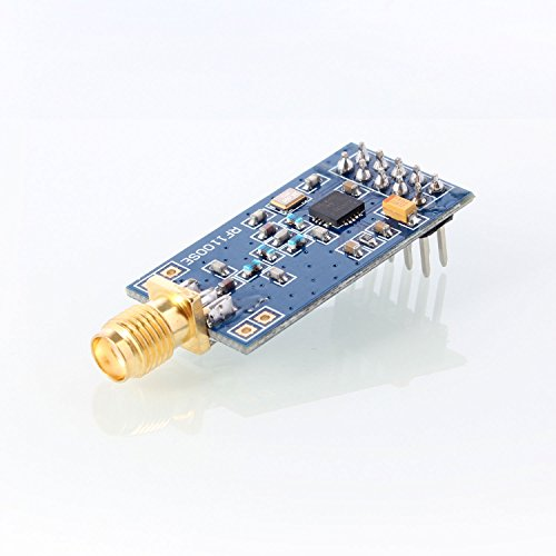 Tv, Video & Audio Neuftech Cc1101 Wireless Module Rf Transceiver Modul 387-464 Mhz Mit Externen