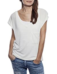 Ella Manue Frauen V-Neck Shirt Lucie