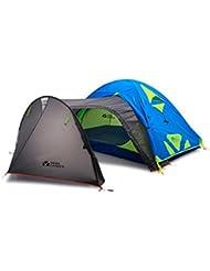 TJ solo camping impermeable a prueba de lluvia tienda de sombra tienda vestíbulo , Dark blue