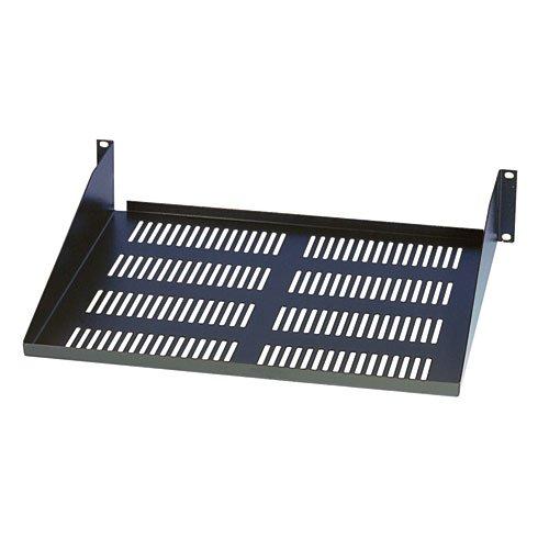 Tripp Lite cantilevel Feste Ablage für 2oder (1U Server Racks schwarz schwarz 2U (1u-wandhalterung)