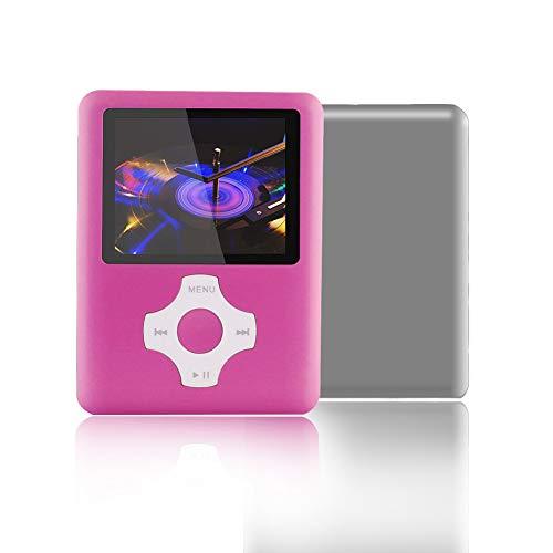 Ueleknight MP3 MP4 Lettore, lettore musicale digitale portatile/lettore video/lettore di...