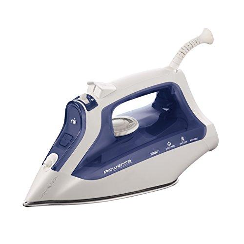 Foto de Rowenta Effective Comfort DW2130D1 - Plancha a vapor (2200 W, sistema auto limpieza, suela inox Airglide), color azul