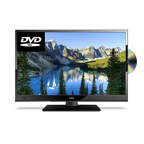 Cello C 16230 F 16 -inch LCD 720 pixels 50 Hz TV With DVD Player