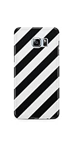 Casenation Zebra Cross Samsung Galaxy S6 Edge Plus Matte Case