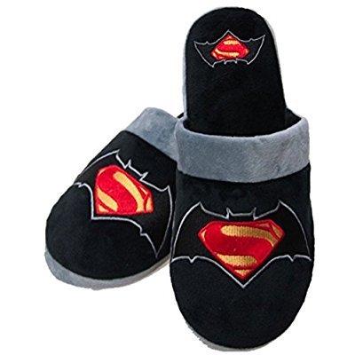 Batman-v-Superman-Mule-Slippers-Medium-UK-5-7-EU-38-41-US-6-8