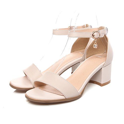 1TO9 , Sandales pour femme Orange abricot