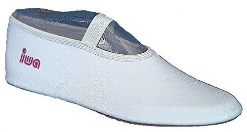 IWA 250 Trampoline shoes Gym shoes white: IWA 250 Trampoline shoes Gym shoes white
