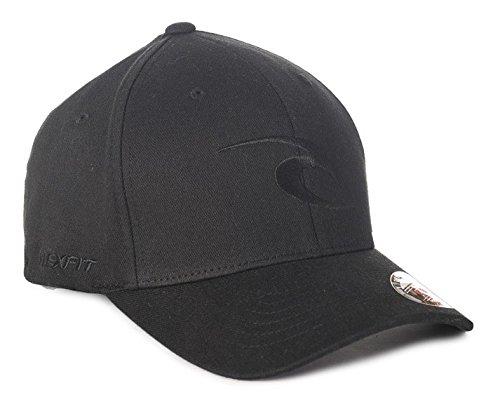 rip-curl-tepan-curve-peak-gora-uomo-nero-taglia-unica