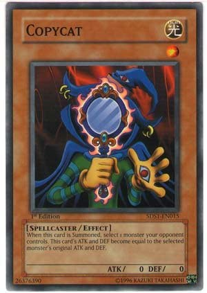 Copycat - 5D's Starter Deck - [Toy] Common [Toy] [Toy] - 958bd0