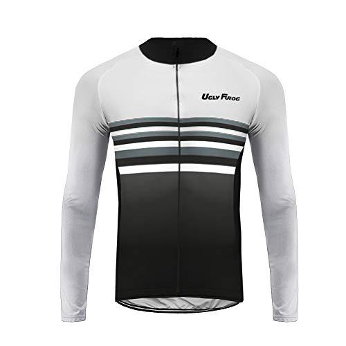 Uglyfrog Rider Sports Herren Fashion Sport & Freizeit MTB Fahrradbekleidung Radtrikot