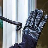 SCHÜCO SoundGuard Fensteralarm - Einbruchschutz vom Marken- Hersteller - extrem lauter 100 dB Alarm I Fenstersicherung I Einbruchsicherung Vergleich