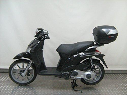 portacasco mod-YM-0807 SATKIT Universal Ba/úl de Moto Scooter Maleta 28 L Motocicleta para 1 Casco