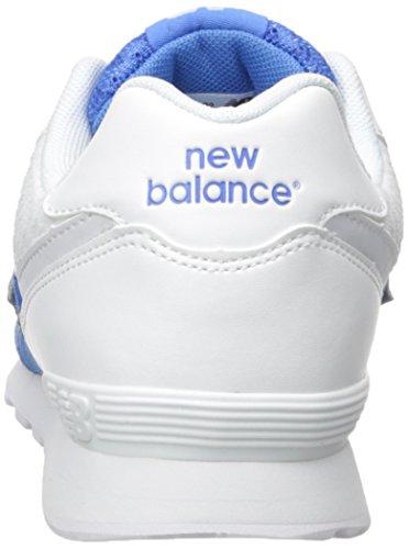 New Balance KL574V1 Grade Breathe Pack Fashion Sneaker (Big Kid) Blue/Grey