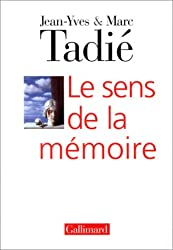 Le Sens de la mémoire