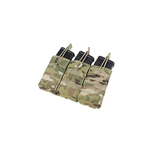 le M4-M16 Open Top Mag Pouch MultiCam ()