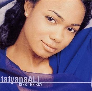 Tatyana Ali: Kiss the Sky (Audio CD)
