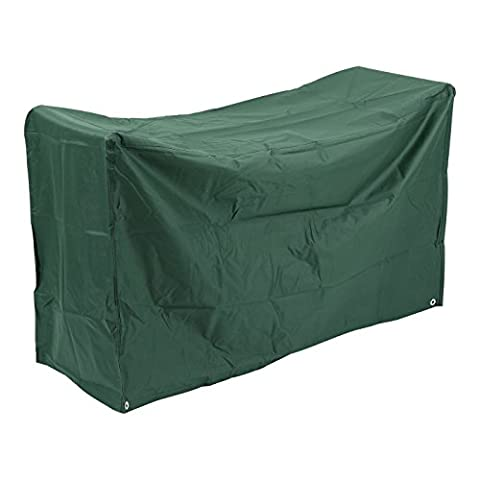 Housse de protection waterproof ultra-résistante pour salon bistro de terrasse / jardin