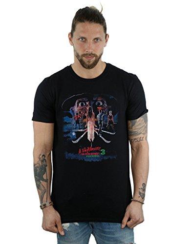 Nightmare On Elm Street Men's Dream Warriors T-Shirt