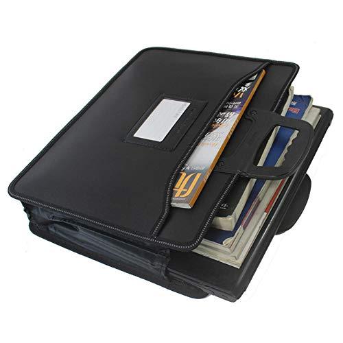 A4 business portable dokumententasche dateipaket konferenzbürotascheinformationspaket informationsordner ordner für Büro/Geschäft/Schule