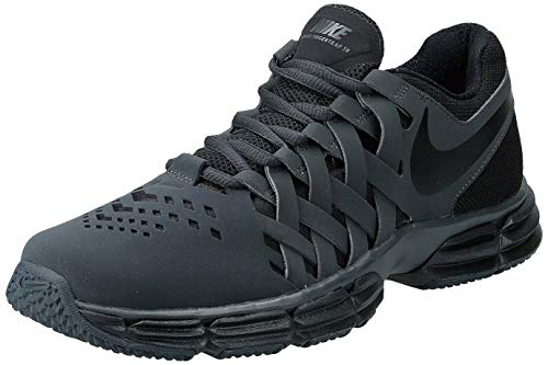 Nike Herren Lunar Fingertrap Tr Fitnessschuhe, Grau (Anthracite/Black 010), 41 EU