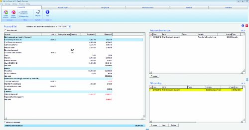 Select Complete Home Accounts