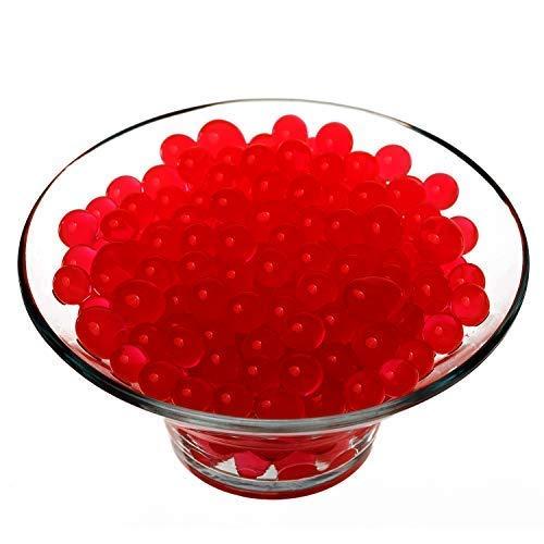 s Wasser Bälle für Pflanze Vase Füller,Decoration,Mittelstücke - Rot ()