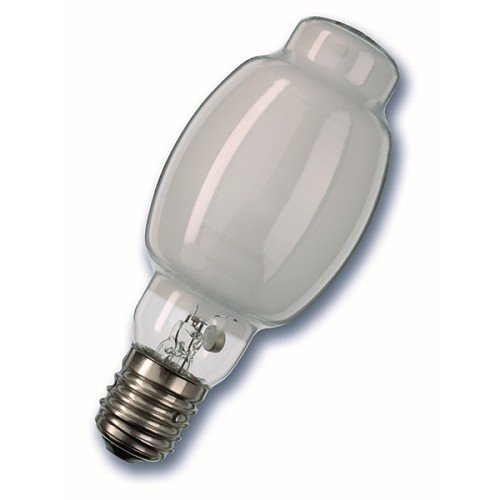 Radium HQI e lampadina alogena lampada ad alogenuri metallici Ellipsoid Form, rivestito, attacco E40, (De Hqi Ad Alogenuri Metallici Lampadina)