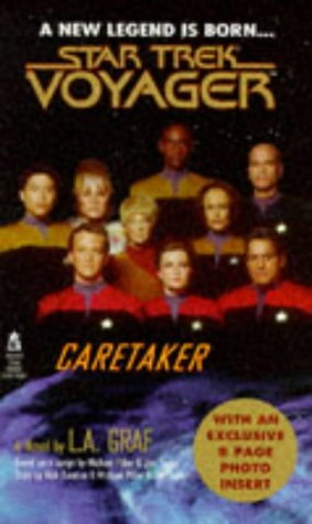 Cover of Caretaker (Star Trek: Voyager)