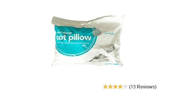 Microfibre Super Soft Anti Allergy Anti Dust Baby Toddler Cot Bed Duvet Pillow