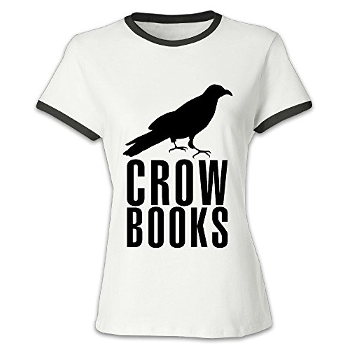 alonk-womens-old-crow-medicine-show-band-logo-cotton-shirt-xl-black