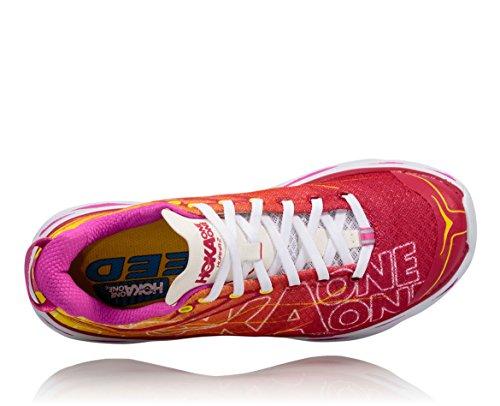 Hoka One One W Huaka 2, Scarpe da Running Donna Virtual Pink/Neon Fuchsia