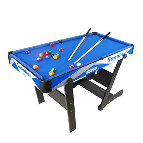 LiPengTaoShop Tavoli da Biliardo Tavolo da Biliardo per Bambini Tavolo da Ballo Americano per Bambini Pieghevole Tavolo da Biliardo Interattivo per Bambini Tavolo da Biliardo per Bambini
