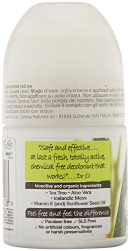 Zoom IMG-2 dr organic tea tree deodorante