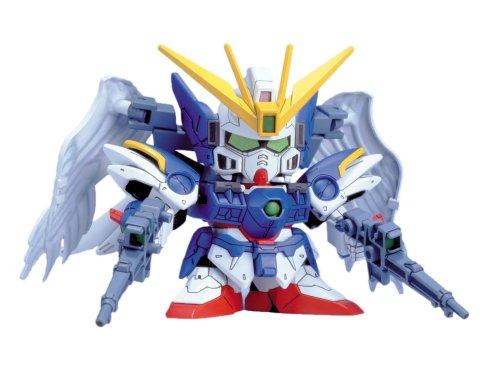 W-Gundam Wing Zero Custom GUNPLA SD Gundam BB Senshi Vol. 203