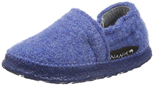 Nanga Lenny, Chaussons fille Bleu - Blau (Himmelblau / 39)