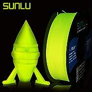 SUNLU PLA+ Filament 1,75mm avec SUNLU Upgrade 1kg Spool (2,2lbs), Tolérance +/- 0,02 mm, convient à la plupart