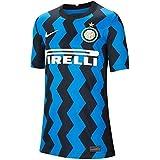 NIKE Inter Y Nk BRT Stad JSY SS Hm Camiseta 1ª equipación Atlético de Madrid 17-18 Unisex niños