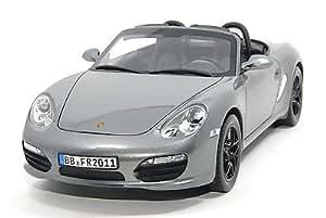 Norev - 187653 - Véhicule Miniature - Porsche Boxster S 2009 - Echelle 1:18