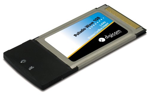 Digicom+Pcmcia+Wireless+108Mbps+Super-G