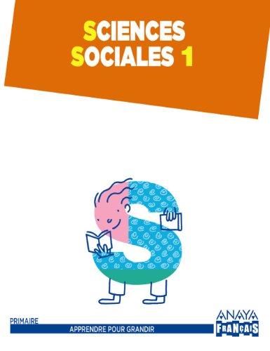 Sciences Sociales 1. (Anaya Français) - 9788467845686