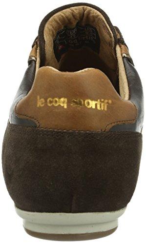 Le coq sportif  Axerre Low, Baskets pour homme Marron - Braun (Coffee Bean)