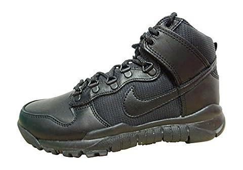 Nike SB Dunk High Boot, Chaussures de Skate Homme, Noir, 42 EU